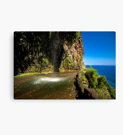 Paradise Land - Nature Photography Canvas Print