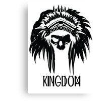 Native Kingdom Canvas Print