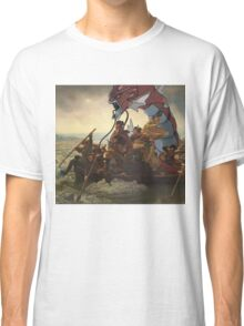 Gyarados Helps Washington  Classic T-Shirt