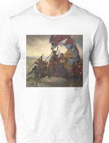 Gyarados Helps Washington  Unisex T-Shirt