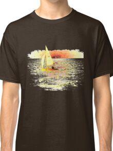 Sailing Lake Ontario Classic T-Shirt