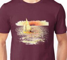 Sailing Lake Ontario Unisex T-Shirt