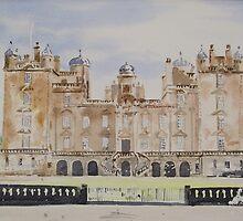 Drumlanrig Castle by Ross Macintyre