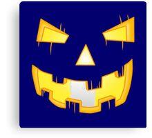 Pumpkin O' Lantern Canvas Print