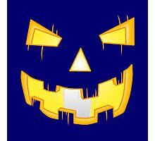 Pumpkin O' Lantern Photographic Print