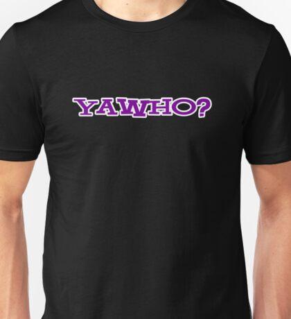 YaWho? Unisex T-Shirt
