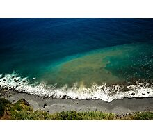 Ocean's Breeze - Nature Photography Photographic Print