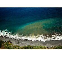 Ocean's Breeze - Nature Photography Photographic Print