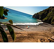 Wild Beach - Nature Photography Photographic Print