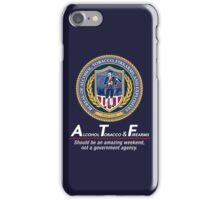 ATF iPhone Case/Skin