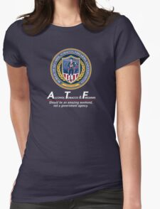 ATF Womens Fitted T-Shirt
