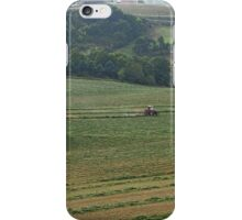 Turning the hay  iPhone Case/Skin