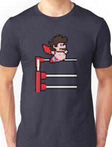 8Bit Nacho Libre Unisex T-Shirt