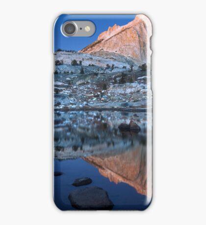 Frigid Morning North Lake iPhone Case/Skin