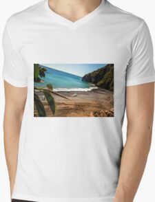 Wild Beach - Nature Photography Mens V-Neck T-Shirt