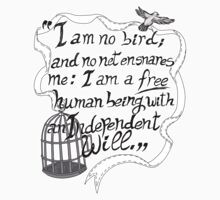 I am no bird // Jane Eyre by Jess-P