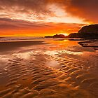 Featherbed Sunrise by David Lewins