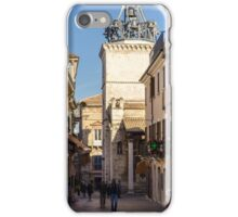 Streets of Italy - Guardiagrele iPhone Case/Skin