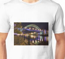 Newcastle Tyne Bridge Unisex T-Shirt
