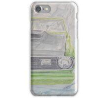 Half a Meen Green Machine iPhone Case/Skin