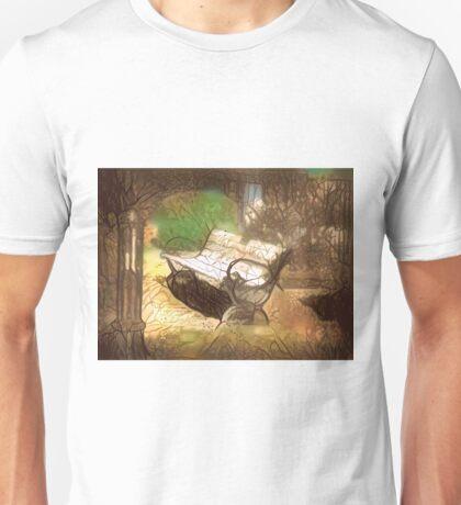 Peace in Park Unisex T-Shirt
