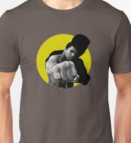 Cassius Clay - best boxer of all time - the legend Unisex T-Shirt