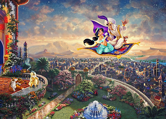 A Whole New World by sophsoph90
