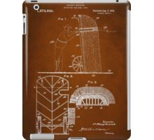 Soldier Protector Patent 1918 iPad Case/Skin