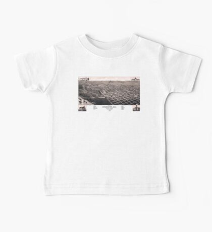 Bismarck - North Dakota - 1883 Baby Tee