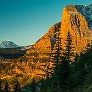 Heavy Runner Mountain by Gary Lengyel
