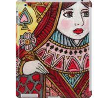 Queen of Spades iPad Case/Skin