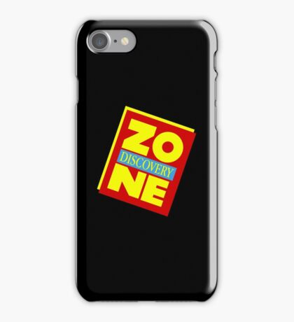 DZ Discovery Zone - DZ is one of a kind! iPhone Case/Skin