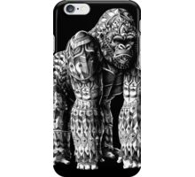 Silverback Gorilla iPhone Case/Skin