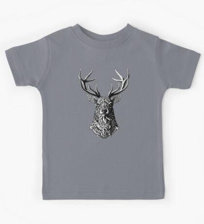 Ornate Buck Kids Tee