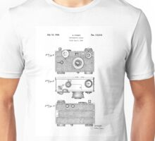 """Vintage/Antique 35mm Film Camera Argus C-3 """"The Brick""""  Unisex T-Shirt"""