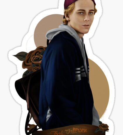 ISAK VALTERSEN Sticker