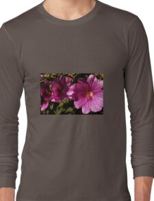 Lavatera - A Study in Pink Long Sleeve T-Shirt