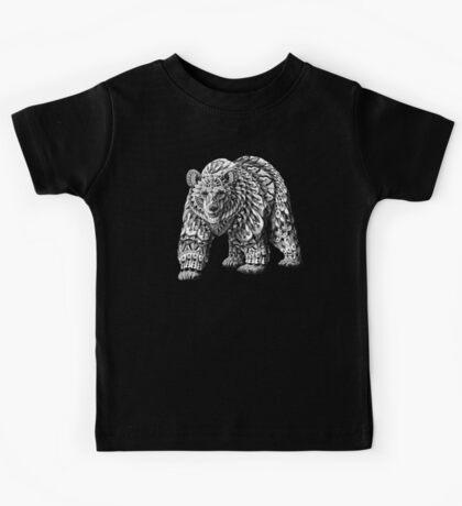 Ornate Bear Kids Tee