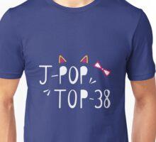J-POP TOP-38 Merchandise  Unisex T-Shirt