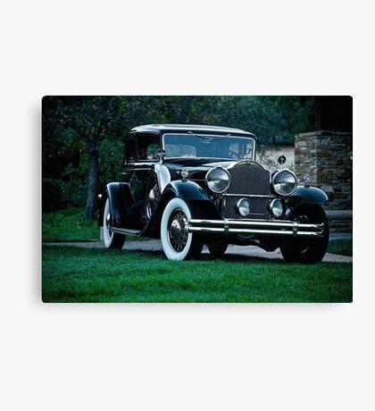 1931 Packard 845 Deluxe Eight Sports Sedan I Canvas Print