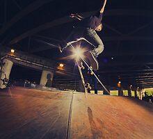 The Skate Files - #1   Logan Square Skate Park by JAM1PHOTO