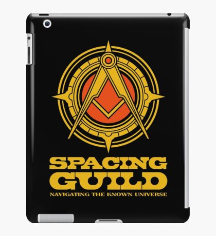 Dune SPACING GUILD iPad Case/Skin