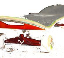 Skateboard by Antti Muranen