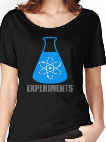 Beaker Chemistry Experiments Women's Relaxed Fit T-Shirt