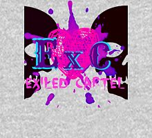 Exiled Cartel Logo - Female Version Womens Fitted T-Shirt