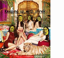 keeping up with shrek by shutuptyrone