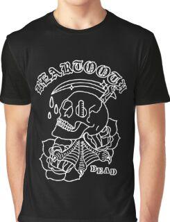 Beartooth Dead Funny Black Men's Tshirt Graphic T-Shirt