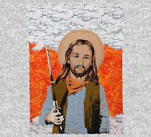 JESUS GET YOUR GUN Unisex T-Shirt