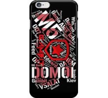 """The Legacy"" Gambit Gaming (M5) cloud logo (T-SHIRTS AND HOODIES) iPhone Case/Skin"