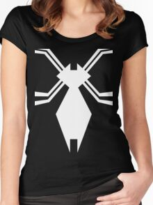 Knighted Spider Women's Fitted Scoop T-Shirt
